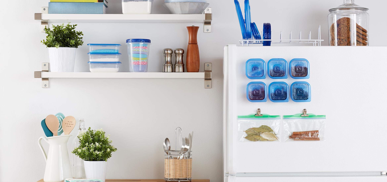basic kitchen organization
