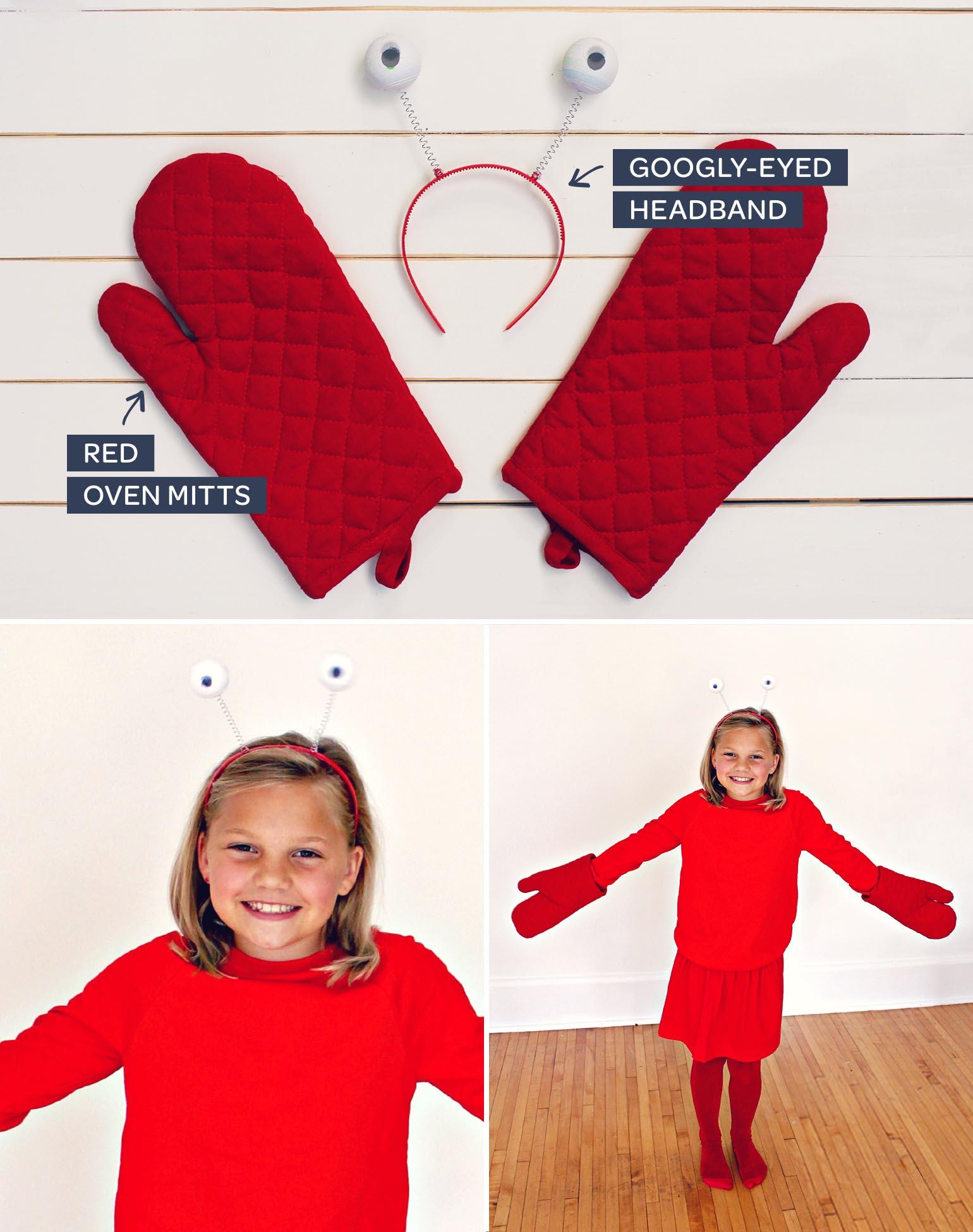 Ziploc® | 7 Last Minute Halloween Costumes| Ziploc® brand ...