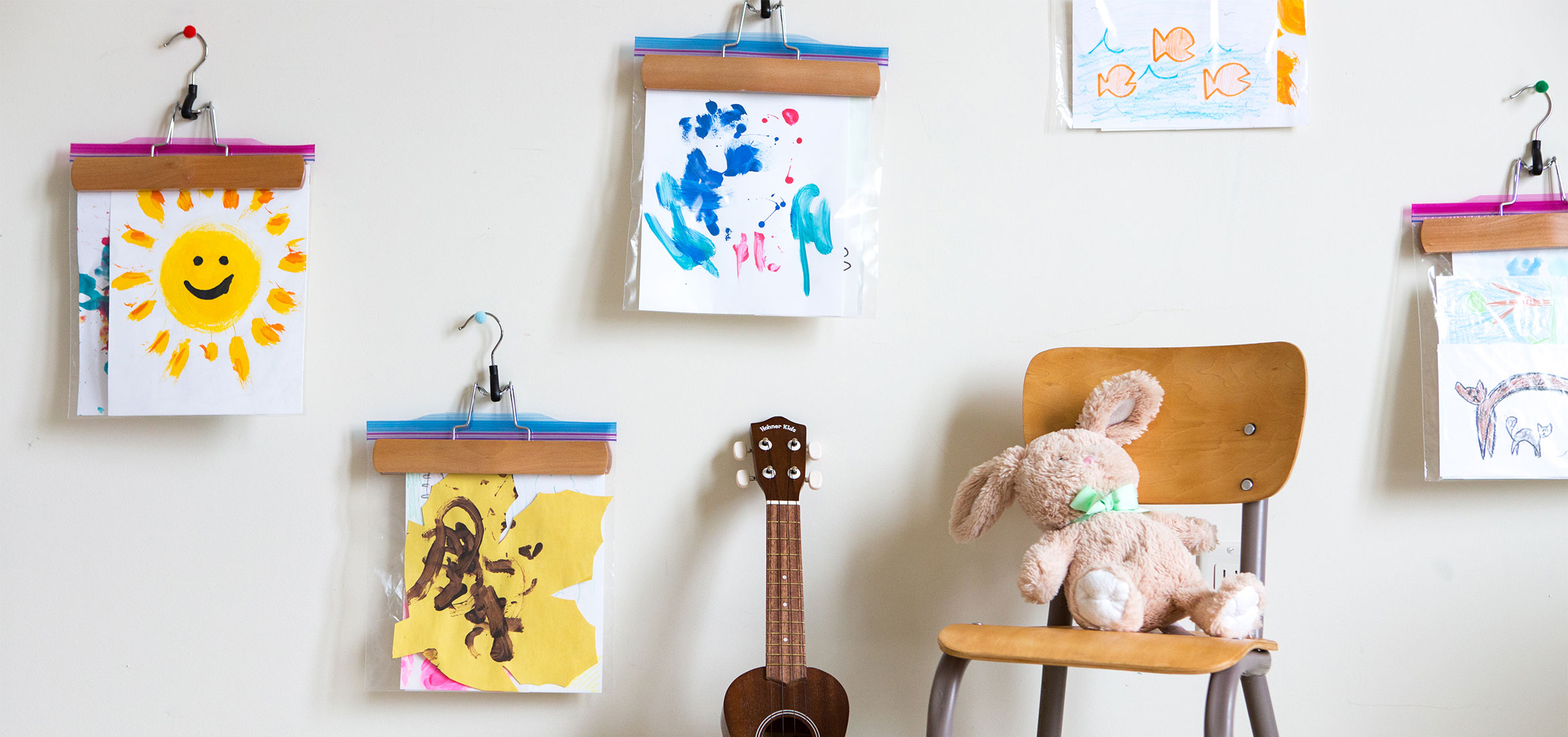 Ziploc® | From Fridge To Frame: How To Display And Store Your Kid\'s ...