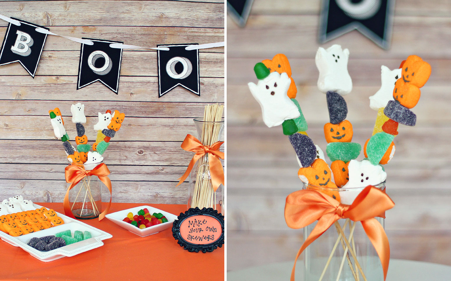 Halloween Party Hacks