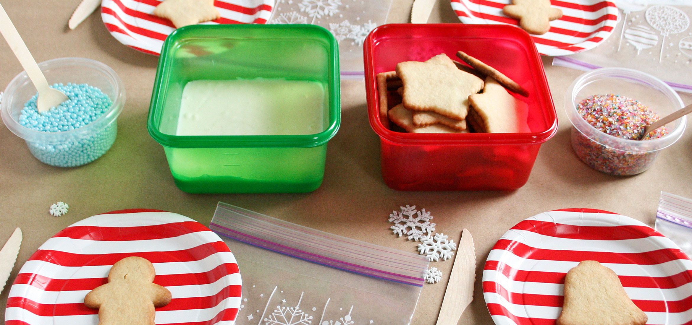 Holiday Cookie Swap DO's And DON'Ts| Ziploc® brand