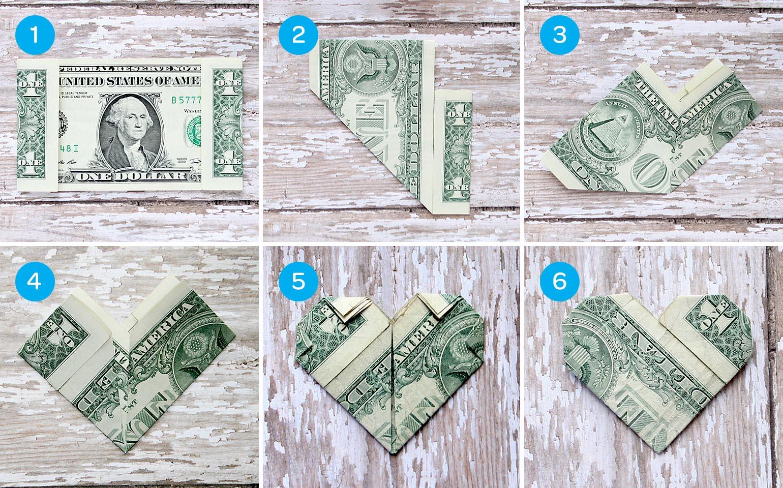 Ways to fold money for a money tree wikihow caroldoey