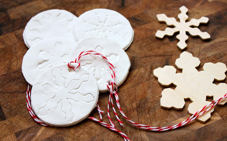 Sand dollar ornament - Sand Dollar Snowflake Ornaments