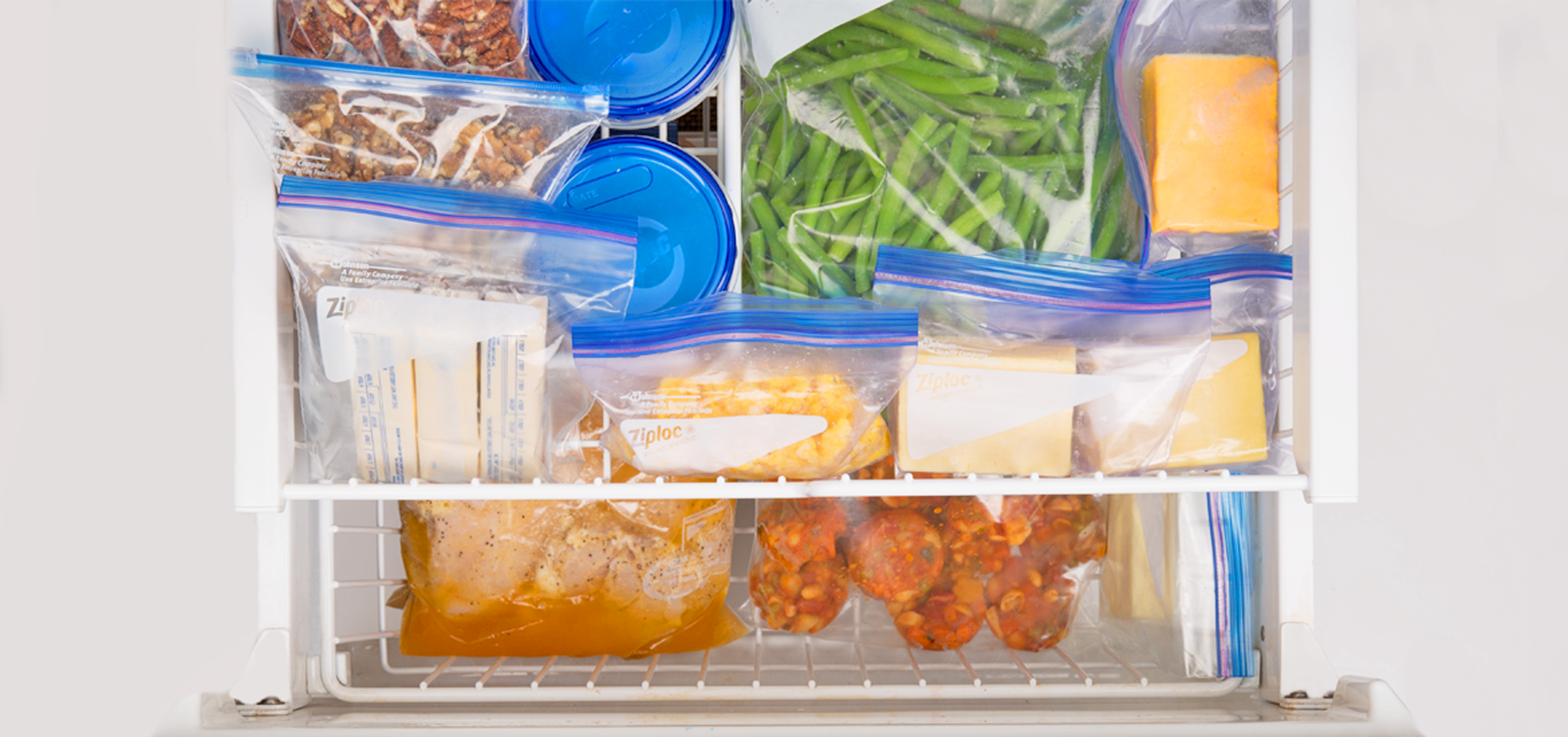 Ziploc Top Tips For Freezing Food Ziploc Brand Sc