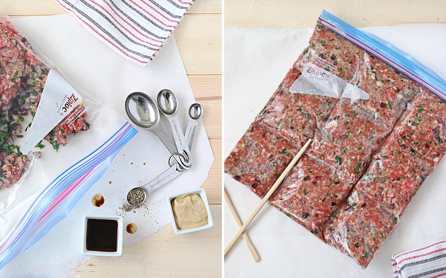 Ziploc® Recipe Hacks To Make Memorial Day A Breeze