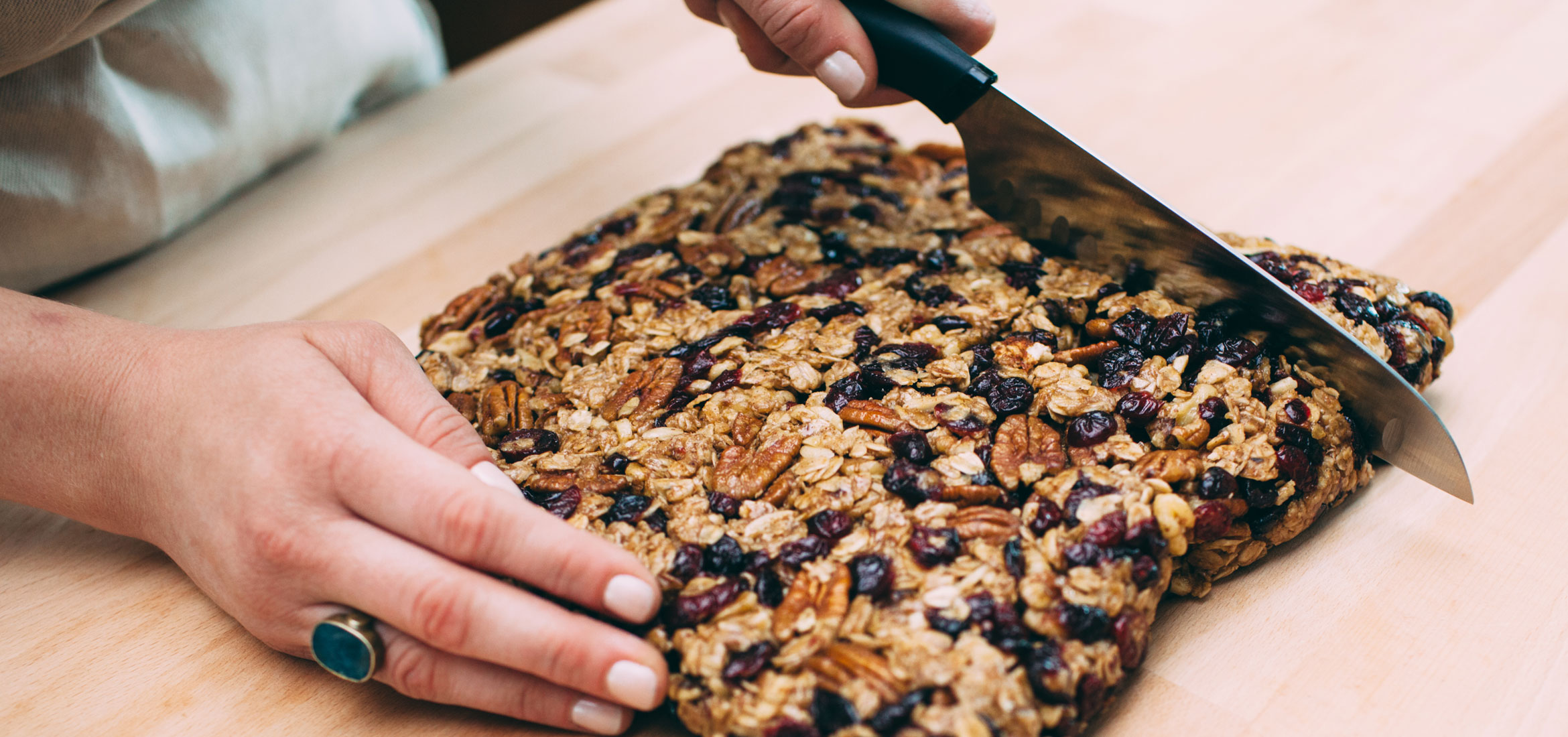 how to make homemade granola bars with cereal