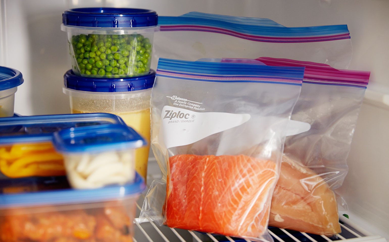 Can You Use Ziploc Storage Bags In The Freezer | Best