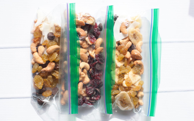 Ziploc Brand Snack Bags