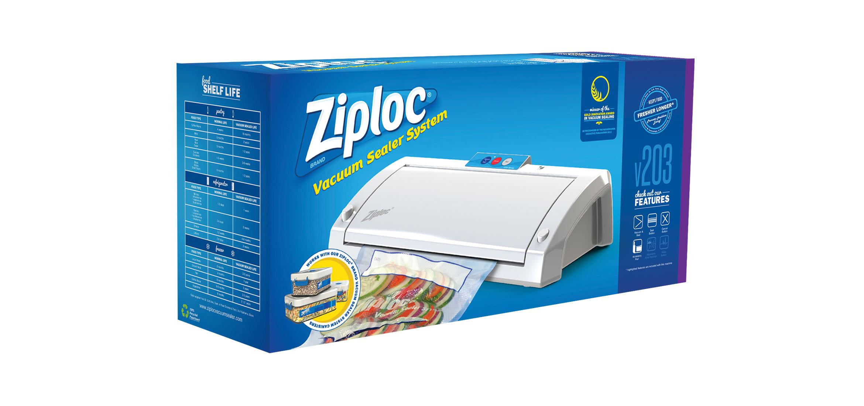 Ziploc 174 Ziploc 174 Brand Vacuum Sealer V200 Series Ziploc