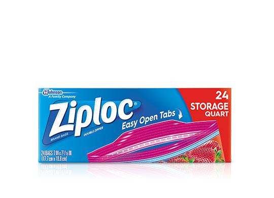 Ziploc 174 Storage Bags Two Gallon Ziploc 174 Brand Sc Johnson