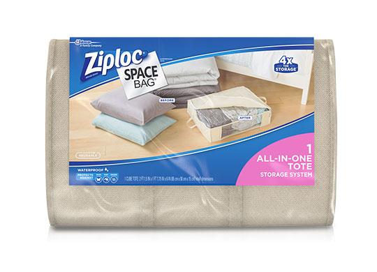 Ziploc 174 Space Bag 174 Medium Flat Ziploc 174 Brand Sc Johnson