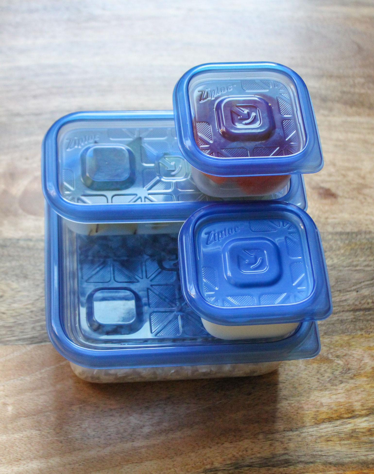 Ziploc Containers Small Square